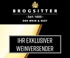 Brogsitter seit 1600 Der Wein & Sekt - Ihr exklusiver Weinversender