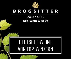 Brogsitter seit 1600 Der Wein & Sekt - Deutsche Weine von Top-Winzern