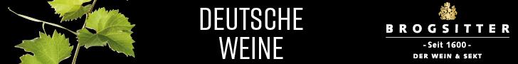 Brogsitter seit 1600 Der Wein & Sekt - Deutsche Weine