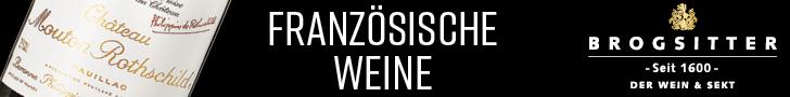 Brogsitter (seit 1600 Der Wein & Sekt) Französische Weine