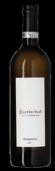 Sattlerhof Muskateller Steirische Klassik