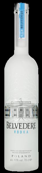 Belvedere Vodka Polen 0,7l