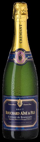 Bouchard Crémant de Bourgogne Brut AOC · Méthode Traditionnelle