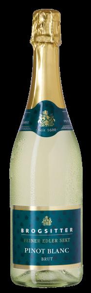 Brogsitter Pinot Blanc Brut Sekt