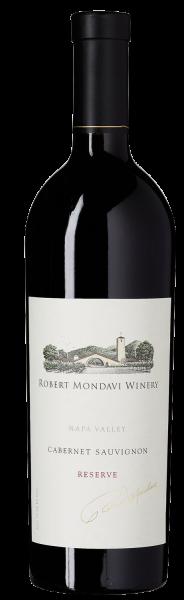 Robert Mondavi Winery Cabernet Sauvignon Barrell Aged Reserve