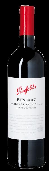 Penfolds BIN 407 · Cabernet Sauvignon