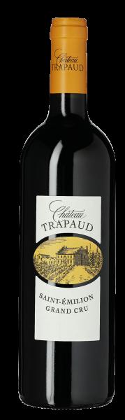 Chateau Trapaud SAINT- EMILION A.O.C. GRAND CRU