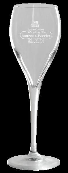 "Original ""Laurent-Perrier"" Champagner Gläser"