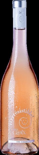 Domaine de La Croix Irrésistible Rosé - Cru Classé AOC