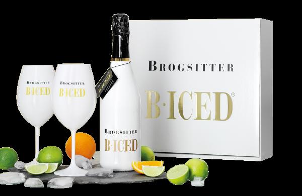 Brogsitter B · ICED Präsent
