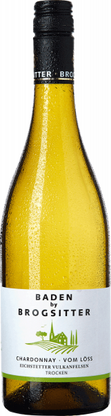 BADEN BY BROGSITTER - Chardonnay vom Löss Eichstetter Vulkanfelsen