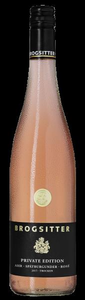 Brogsitter PRIVATE EDITION AHR-Spätburgunder Rosé