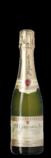 Champagne J.M. Gobillard & Fils TRADITION · Brut 0,375l
