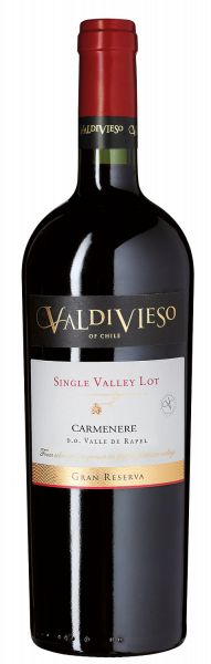 Valdivieso Carmenère Single Valley Lot Gran Reserva DO