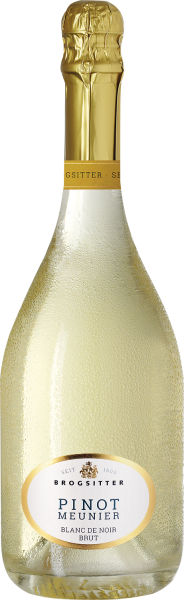 Brogsitter Blanc de Noir Pinot Meunier Brut