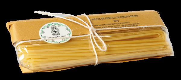 Pasta di Semola di Grano Duro - Fattorie Lucchesi