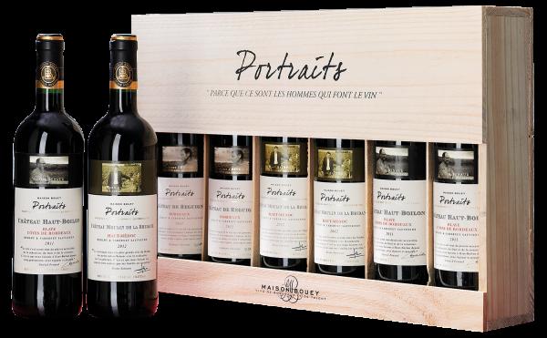 Portraits – Gesichter des Bordeaux – die Kennenlernreise durch die weltberühmte Weinbauregion