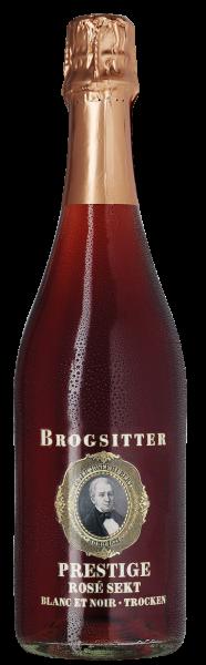 Brogsitter Prestige Rosé Blanc et Noir Sekt Trocken