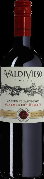 Vina Valdivieso Winemaker Reserva Cabernet Sauvignon