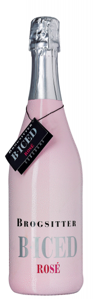Brogsitter B · ICED Rosé Sekt