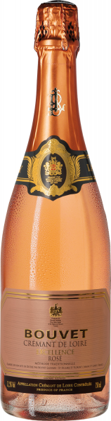 Bouvet Crémant de Loire Rosé Cuvée Excellence Rosé Brut AC