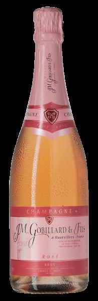 Champagne J.M. Gobillard & Fils BRUT · Rosé