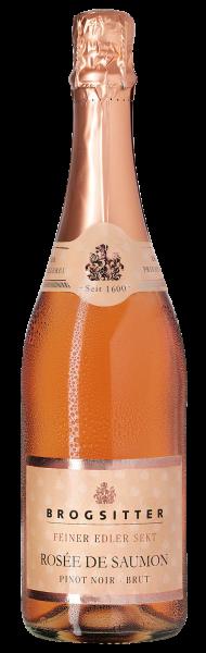 Brogsitter Rosée de Saumon Sekt Brut