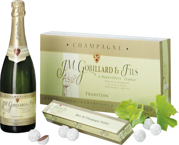 Fest der Sinne: Spitzen-Champagner & Trüffel