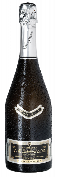 J. M. Gobillard Champagne Millésime · Jahrgangs-Champagner