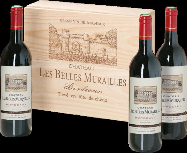 Bordeaux-Kiste Les Belles Murailles