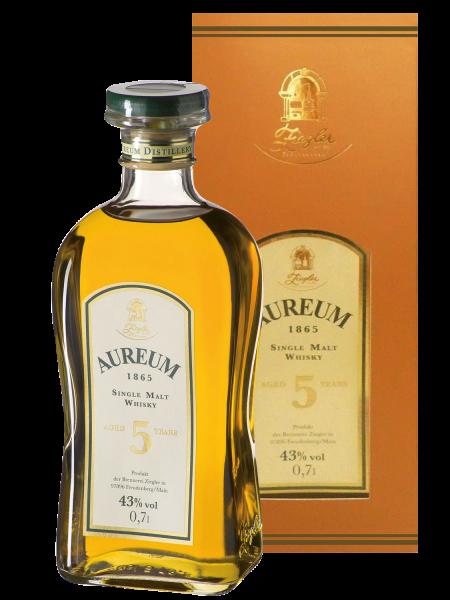 Ziegler Aureum 1865 Single Malt Whisky