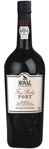 Quinta do Noval Fine Ruby Port Portwein