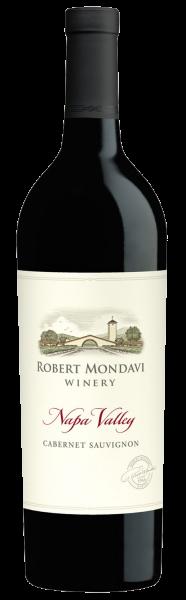 Robert Mondavi Winery Cabernet Sauvignon ungefiltert
