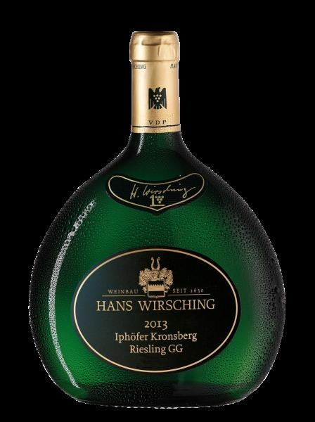 Hans Wirsching Iphöfer Kronsberg Riesling Großes Gewächs