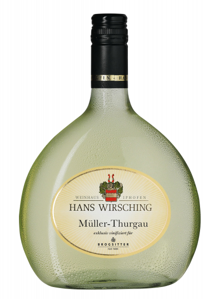 Hans Wirsching Müller-Thurgau Exklusiv VDP Gutswein