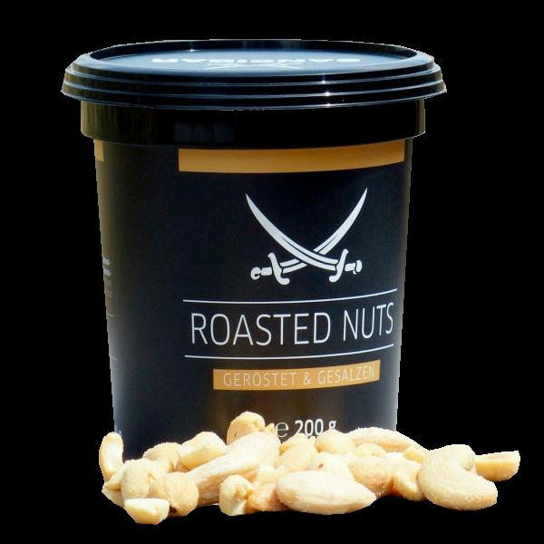 Sansibar Original Nüsse geröstet und gesalzen