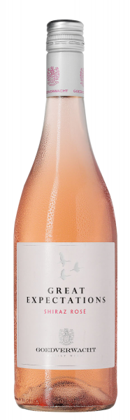 Goedverwacht Great Expectations Shiraz Rosé